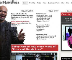 Bobby Harden -- New Yorks Soul Man