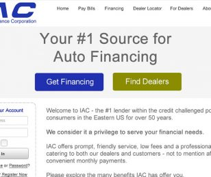 IAC Credit--Auto Financing